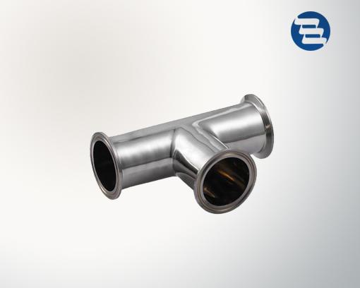 Cl& tee & Clamp tee - Santhai Valve Pipe-Fitting Co.Ltd