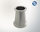 Concentric welded reducer